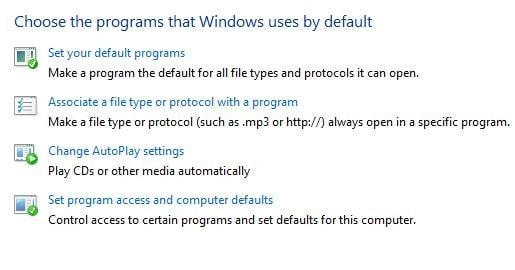 how to set what programs open on startup windows 8
