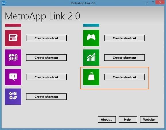 Keyboard Shortcut To Open Windows 8 Store