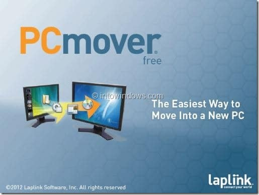 Laplink PCmover Free Download Picture1