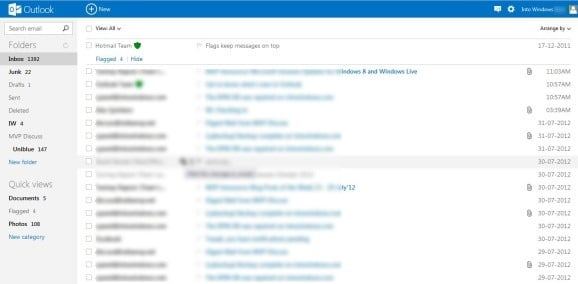 rename hotmail live accounts to outlook.com