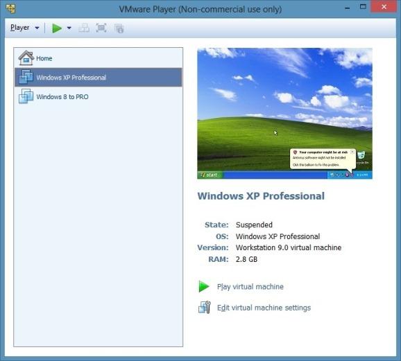 Vmware Player Mac