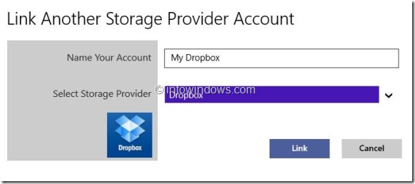 dropbox application for windows 8