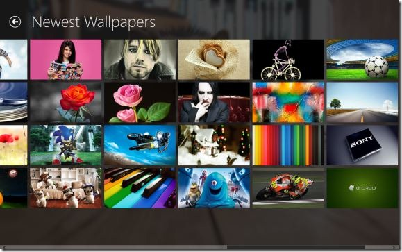 HD wallpapers for Windows 8 picture2