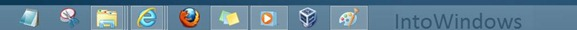 Set Custom Image As Taskbar Background