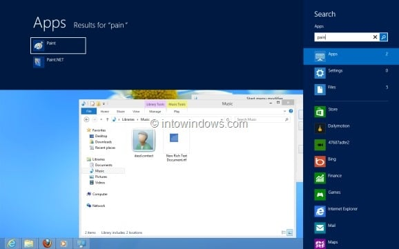 How To Open Start Screen Within Windows 8.1 Desktop pic3