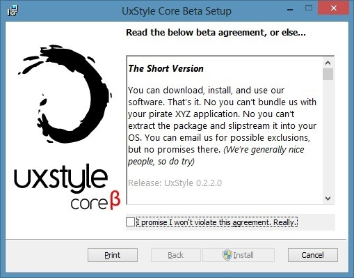 download uxstyle for Windows 8