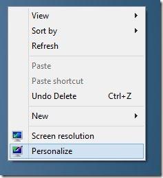 Aero Glass in Windows 8
