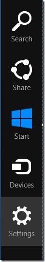 Chagne Windows 8 lock screen background.