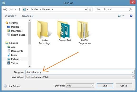 Enable Hidden Start Screen Animation In Windows 8