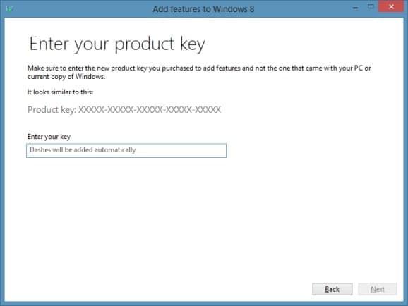 Get Windows 8 Media Center Pack free