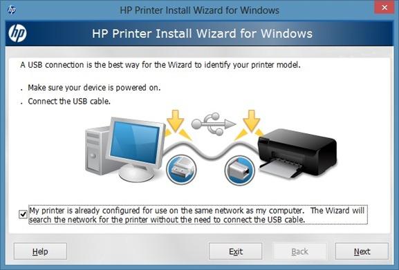 HP Printer Drivers For Windows 10/8