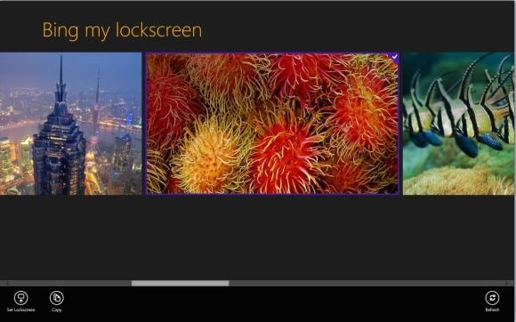 how to change picture on lock screen windows 8