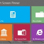 Start Screen Pinner: Pin Any File Type To Start Screen In Windows 8