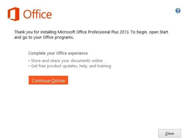 office 2010 without click to run