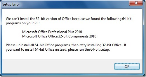 upgrade office 2010 to 2013 step1