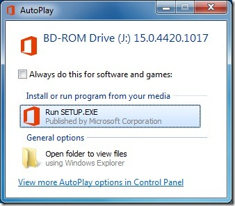 Upgrade Office 2010 To 2013 Step2