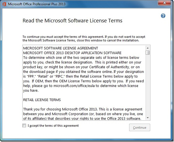 Upgrade Office 2010 To 2013 Step3
