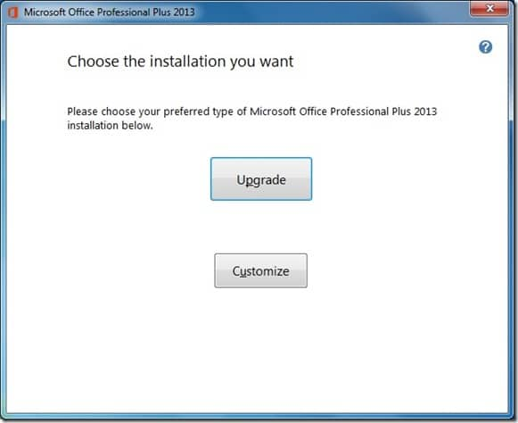 Upgrade Office 2010 To 2013 Step4