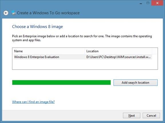 Windows To Go2