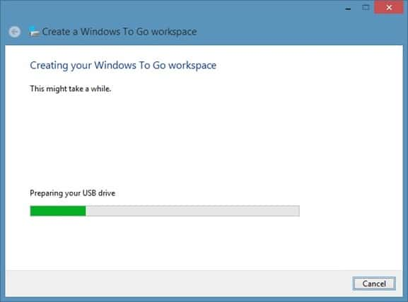 Windows To Go6