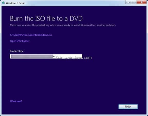 upgrade product key and then upgrade Windows  Download Windows 8 ISO From Microsoft Using Product Key