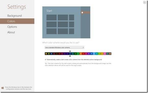 Decor 8 Windows 8 Start Screen Background Changer Picture