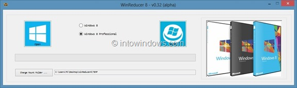 Integrate Drivers in Windows 8 DVD or ISO Step2