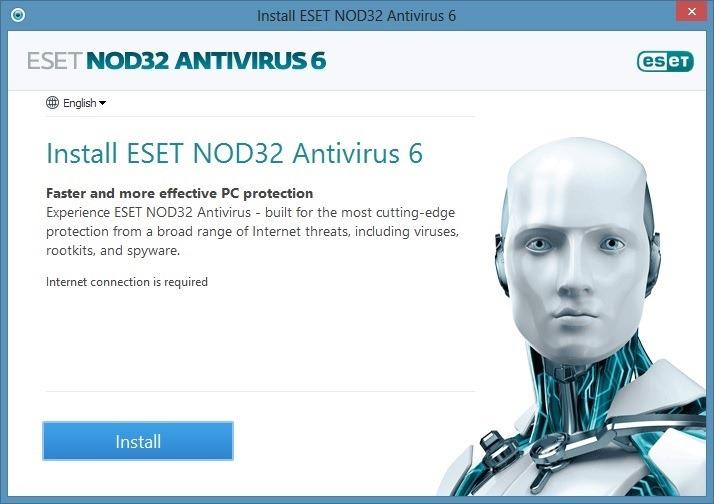 Eset Nod32 6.0 Antivirüs 32 Bit Türkçe Full Tek Link İndir