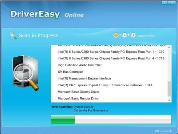 Scan PC Online for drivers Picture3