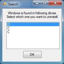 Windows Uninstaller Picture2