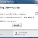 Windows Uninstaller: Tool To Uninstall Windows From Dual-Boot