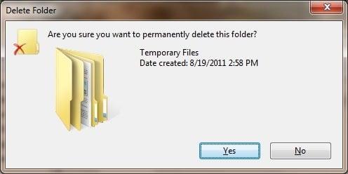 Delete Kaspersky Temporary Files step7