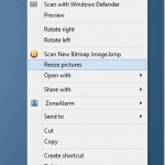 Image Resizer: Resize Images From Context Menu