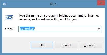 Open Folder Options In Windows 8 Method1