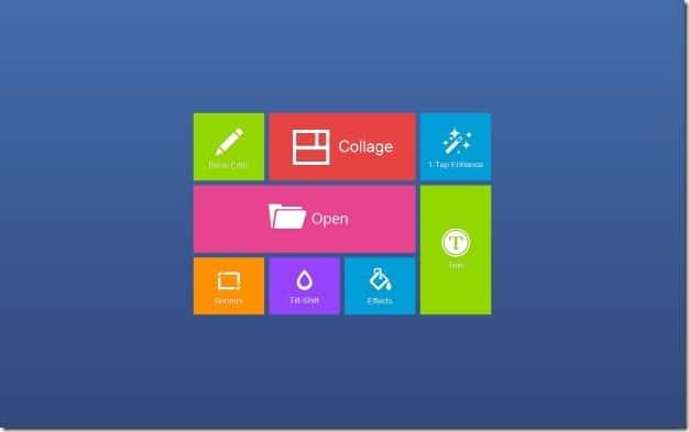 Fotor for Windows 8