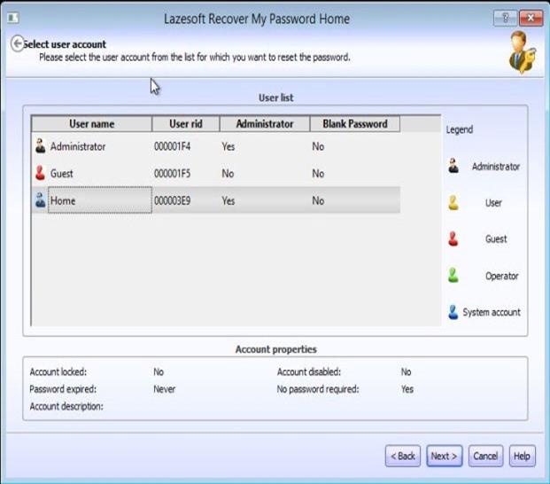 Free-Password-Recovery