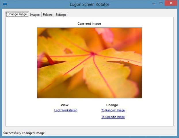 Logon Screen Rotator for Windows 8 Picture5