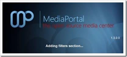 MediaPortal Free Media Center for Windows