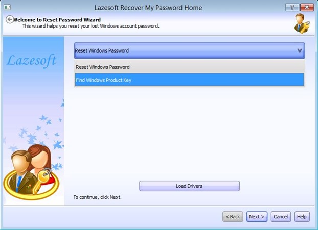 Recover Windows Product Key From Unbootable Drive Step5
