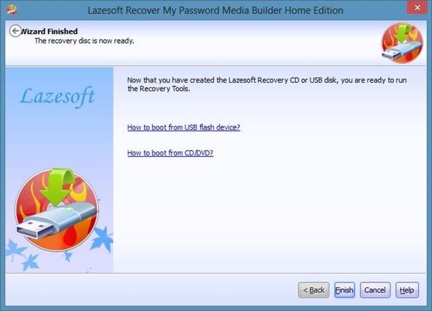 Reset Windows Password Step35