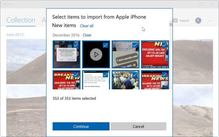 import iphone photos to windows 10 pc pic04