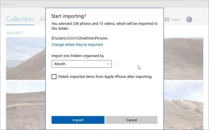 import iphone photos to windows 10 PC pic05
