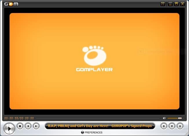 Free gom media player for android