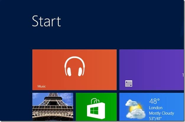 Import iTunes playlist to Xbox Music app in Windows 8 Step