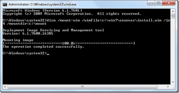 Integrate Internet Explorer 10 into Windows 7 Step6