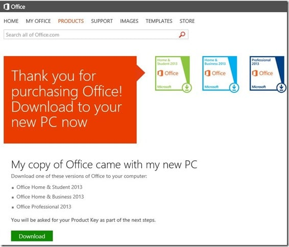 Lost Office cd, how to install Office without CD Picture1