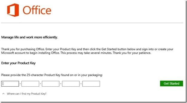 Lost Office cd, how to install Office without CD Picture2