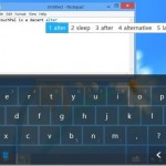TouchPal, A Better Touch Keyboard For Windows 8