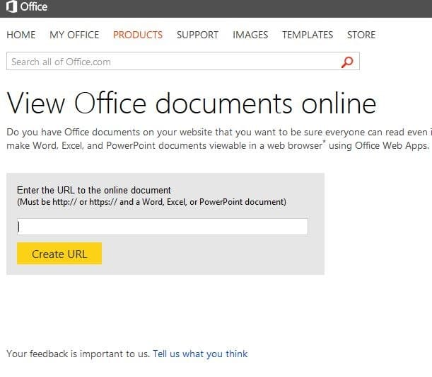 View Office Documents In Chrome And Internet Explorer