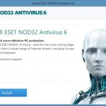 ESET NOD32 Antivirus 6 and ESET Smart Security 6 Final Released